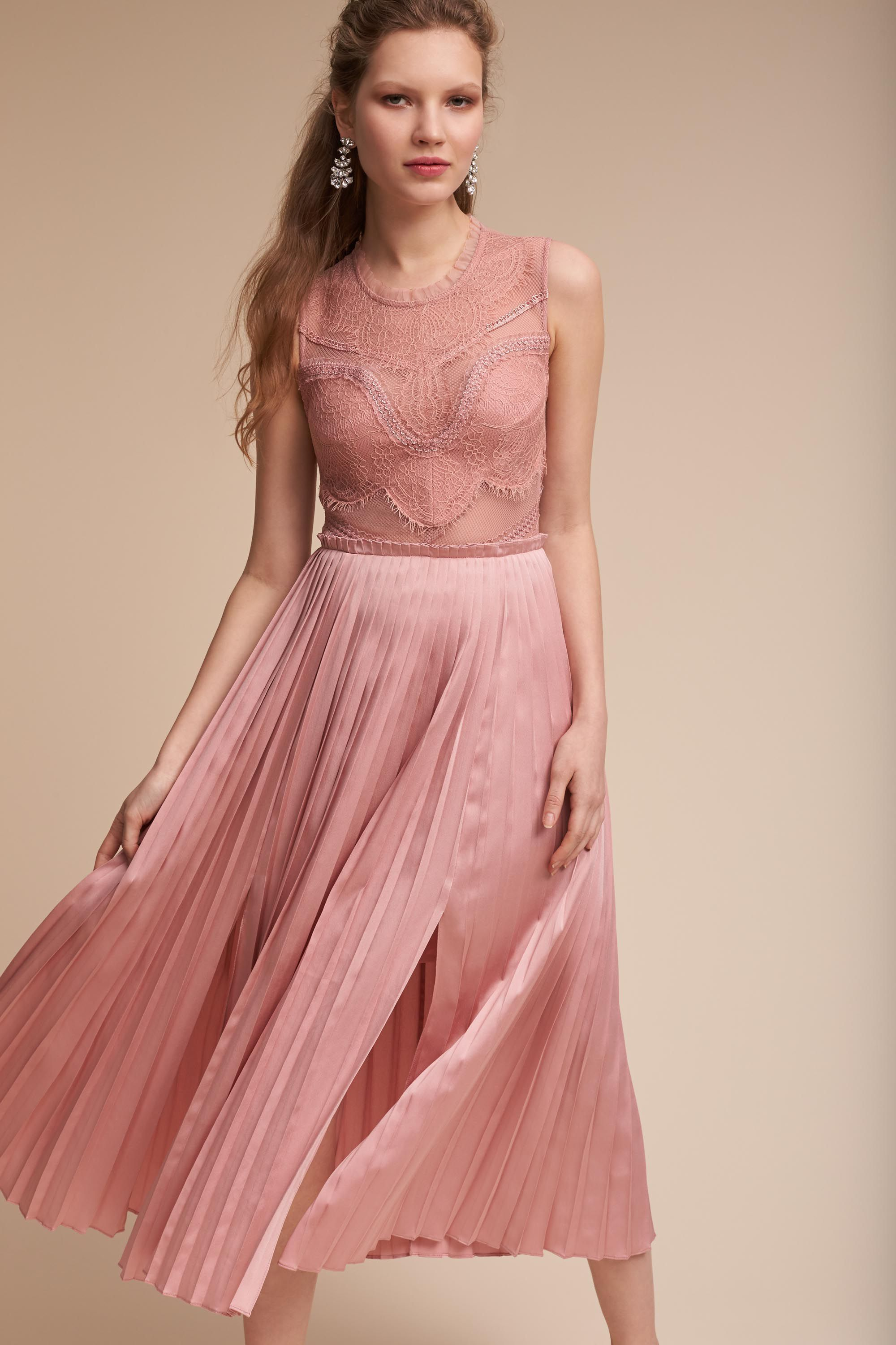Pop of Peony Dress from @BHLDN | Gilded Age | Pinterest