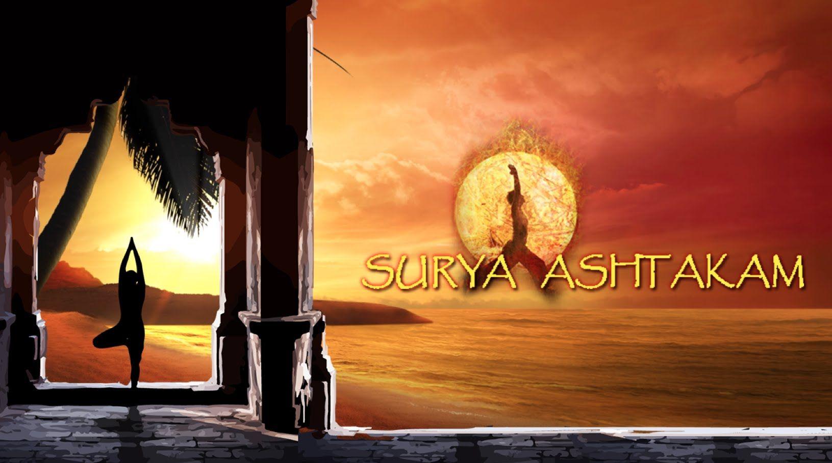 Surya Ashtakam With Lyrics