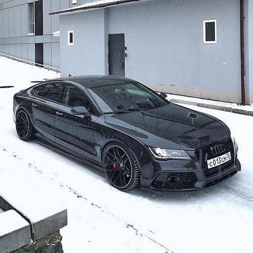 2018 Audi Rs7 Black Audi Audi Rs7 Audi Cars