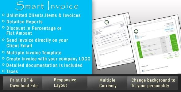 Smart Invoice Miscellaneous Download Free Webmaster Download Center Invoice Template Create Invoice Change Background