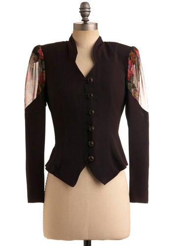 vintage blazer.