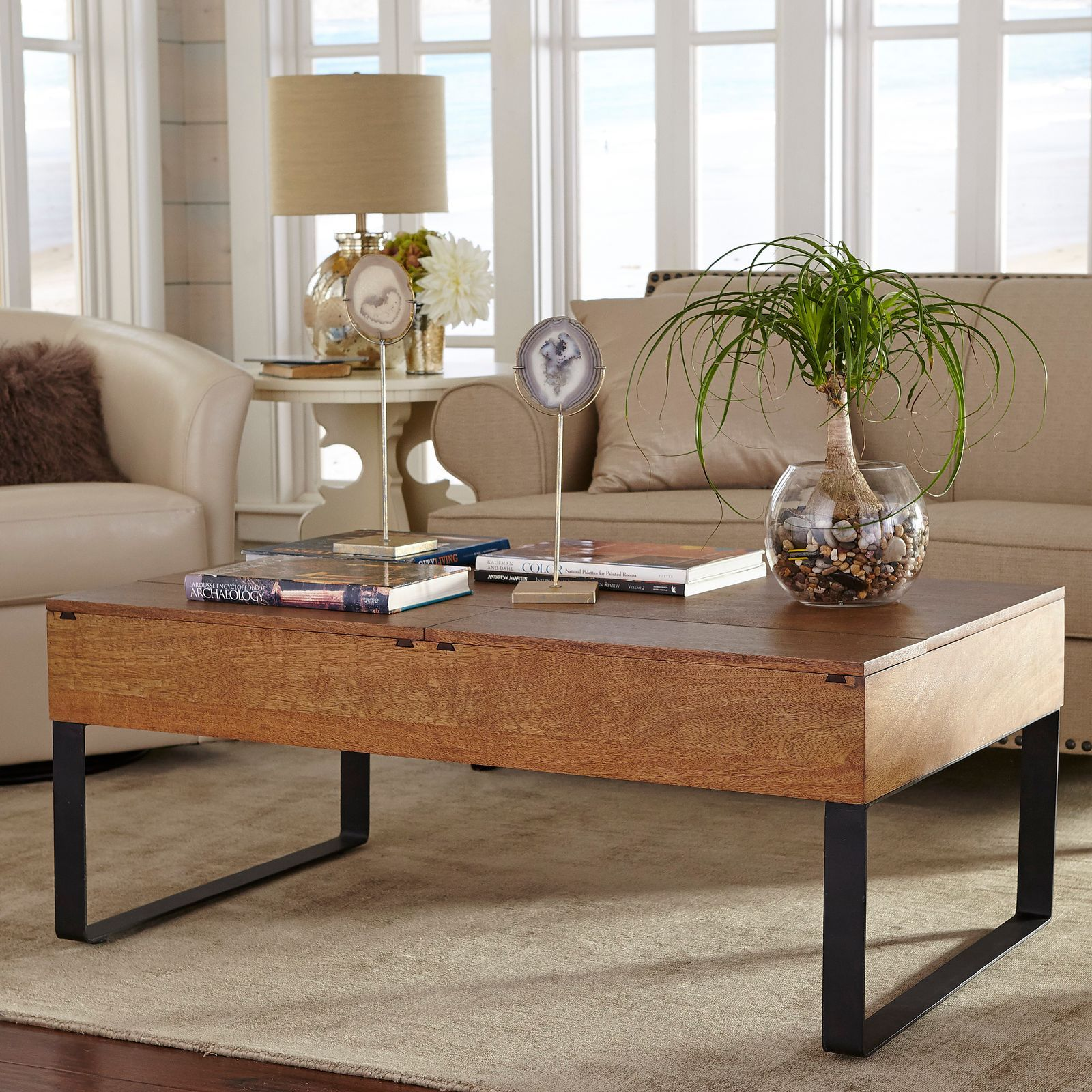 Hugh Java Lift Top Coffee Table Pier 1 Imports Coffee Table