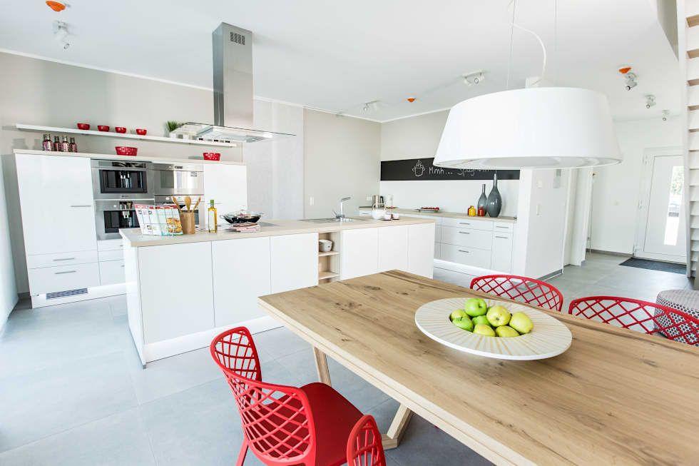 Neues musterhaus simmern: küche von massa haus gmbh ...