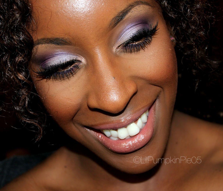 Wedding Makeup African American Brides