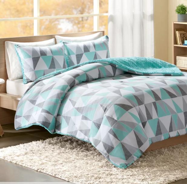 La Douillette Elle Dans Les Tons De Aqua Comforter Sets Comforters Bedding Sets