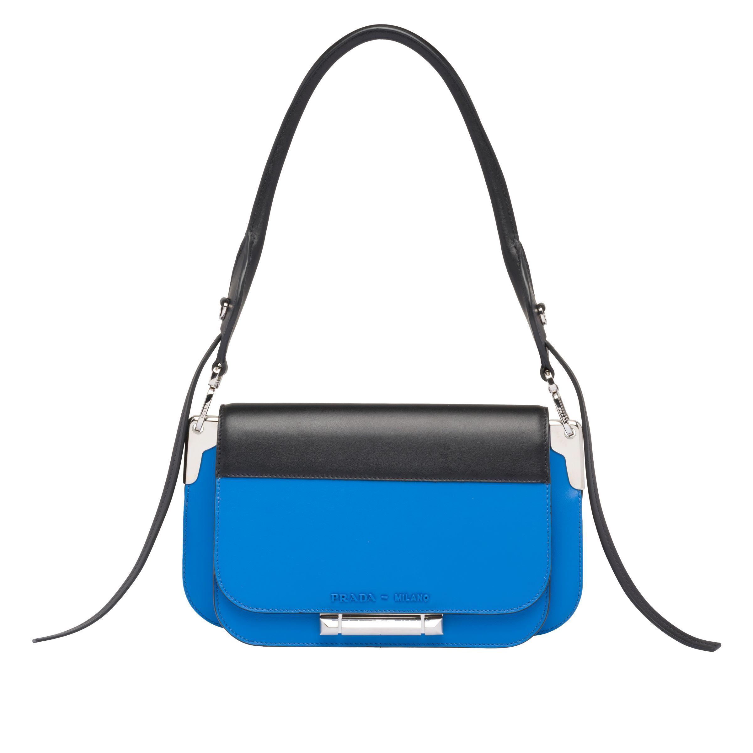 16a49a0d12 Sybille leather shoulder bag in 2019 | SHOPPING | Bags, Prada, Prada bag