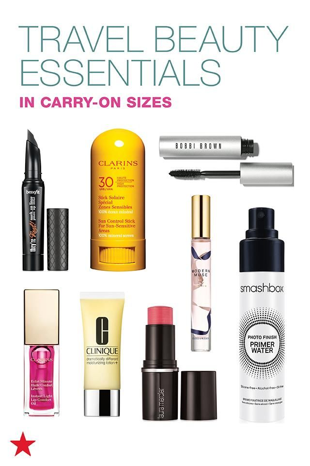 Don't let the TSA take control of your beauty bag! It's time to ...
