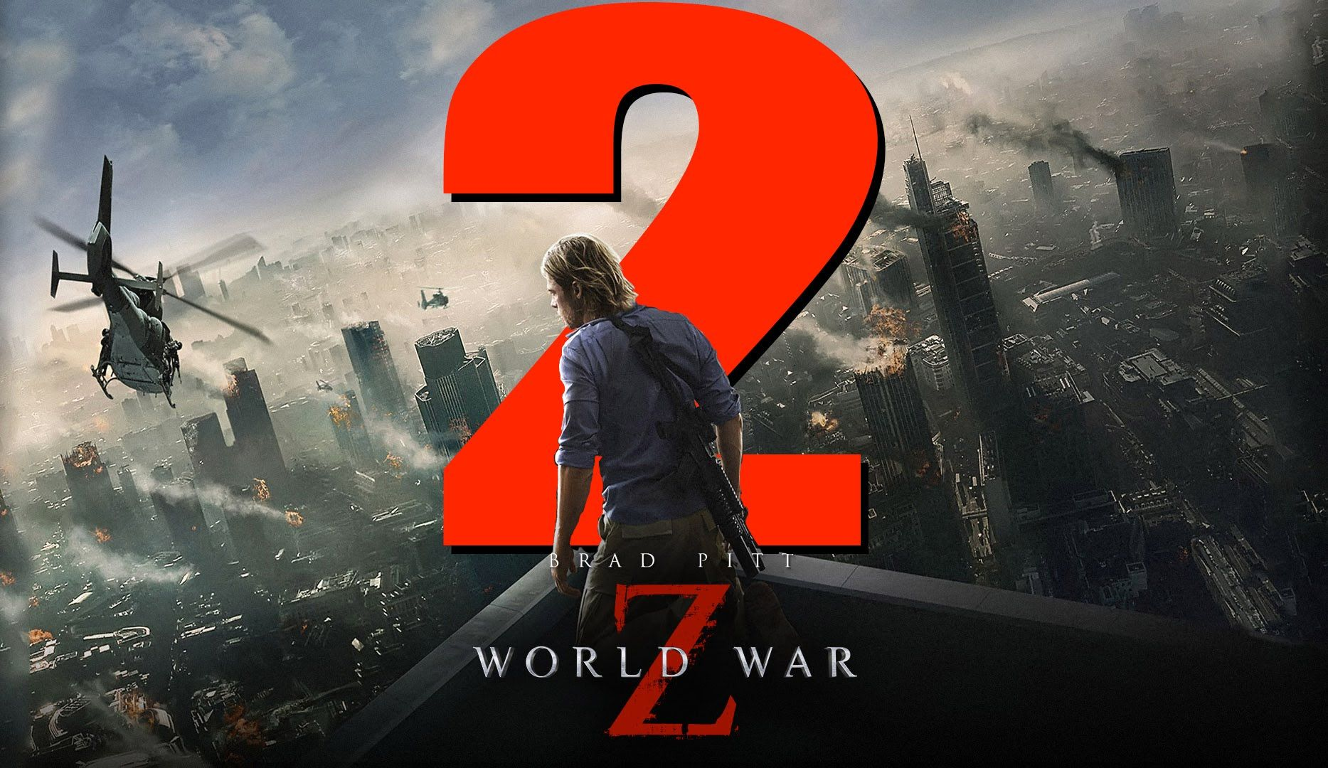 World War Z 2 Not To Release In 2017 David Fincher