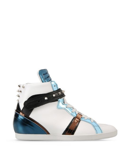 Women's Sneakers Barbara Bui Leather sneakers - Official Online Store United States
