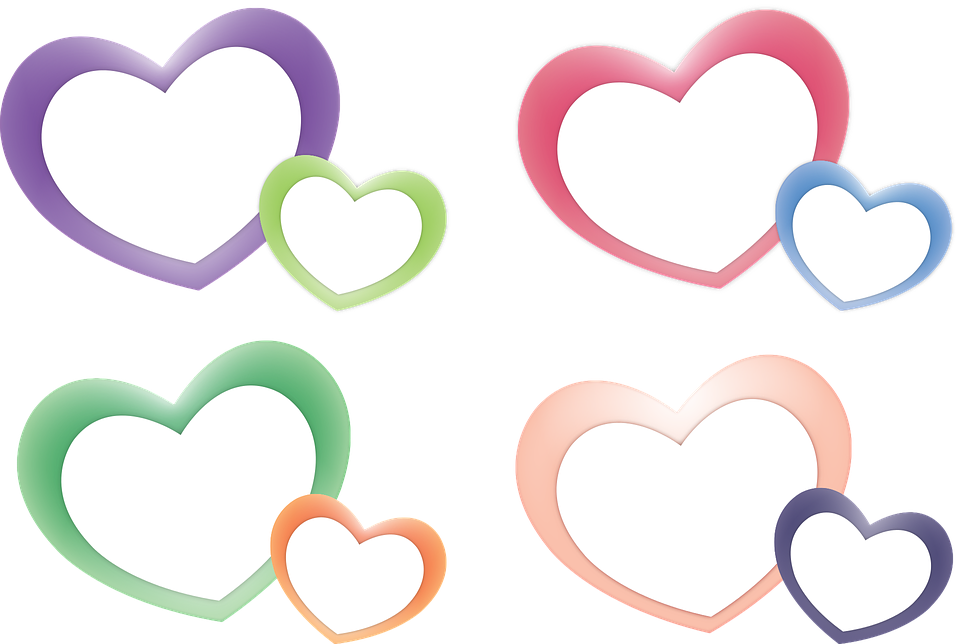 Free Image on Pixabay Placeholder, Burst, Heart, Love