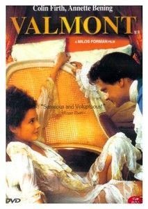Valmont (1989) New Sealed DVD Colin Firth Annette Benning | eBay