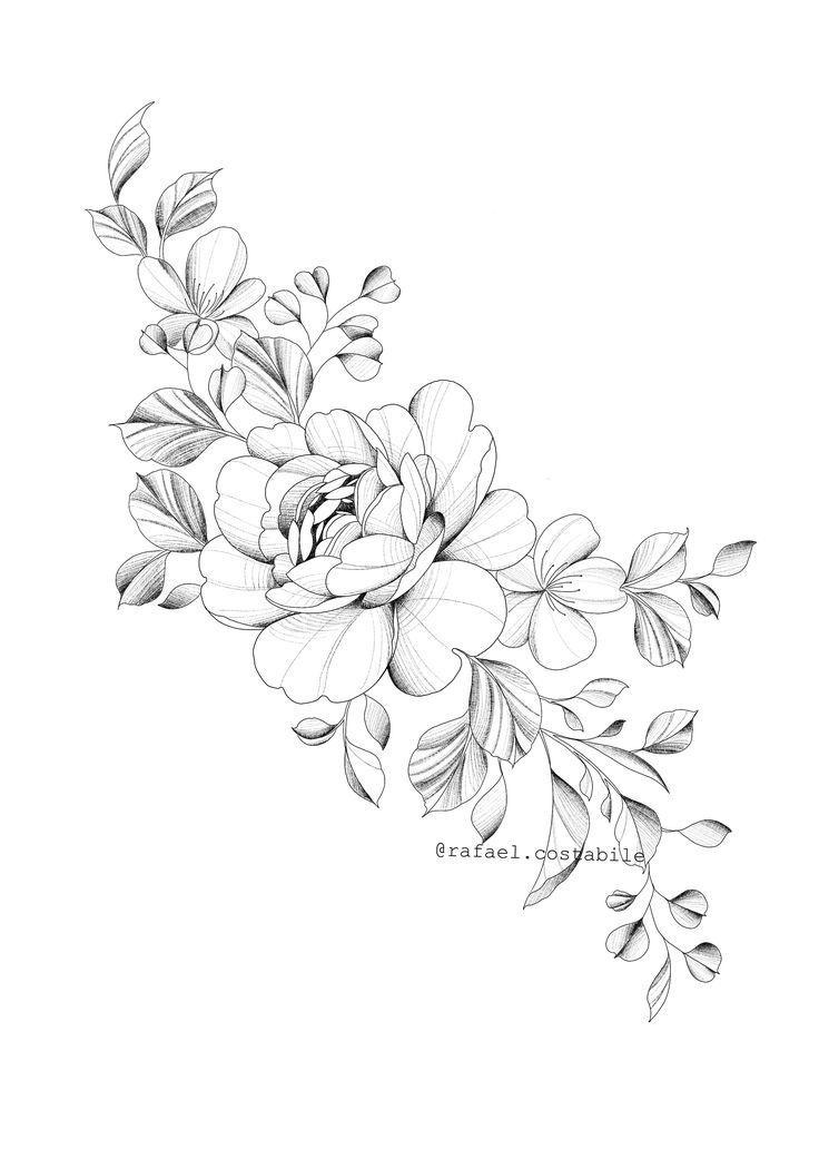 Pin Von Isis Alhena Auf Alles Blumen Tattoo 6