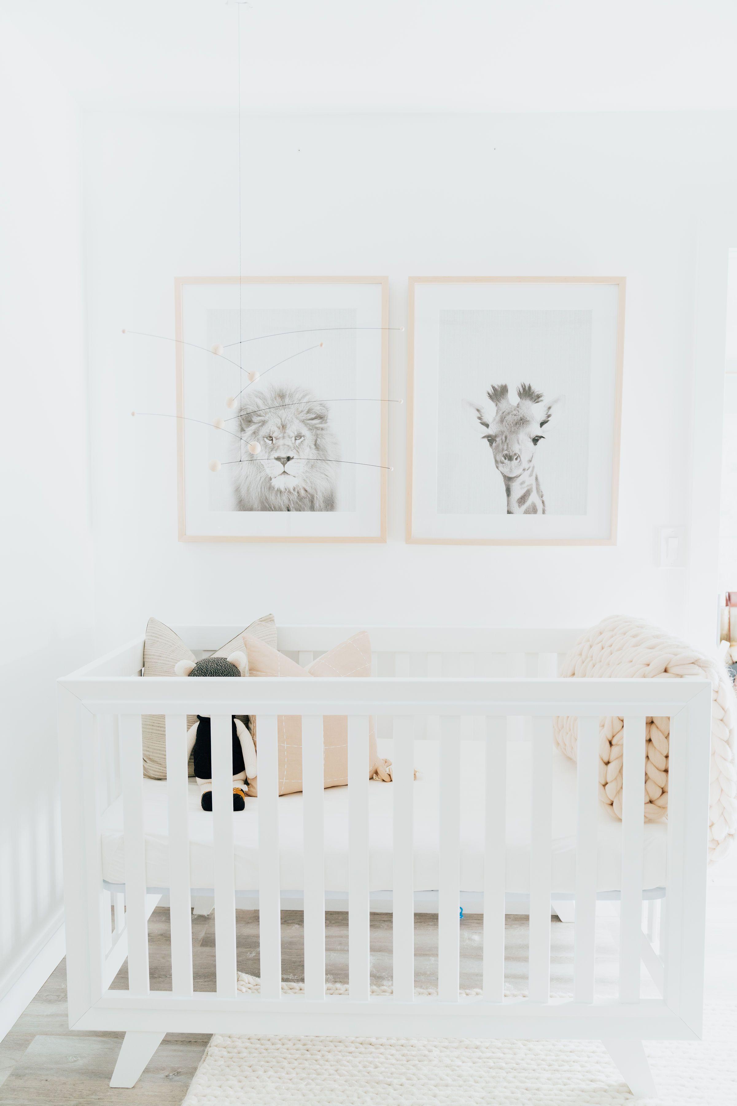 In the Nursery with Ashley Terk Hodges -   24 nursery decor animals ideas