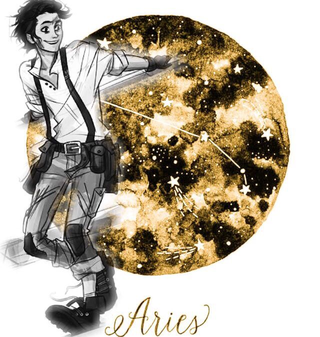 Leo Valdez zodiac sign