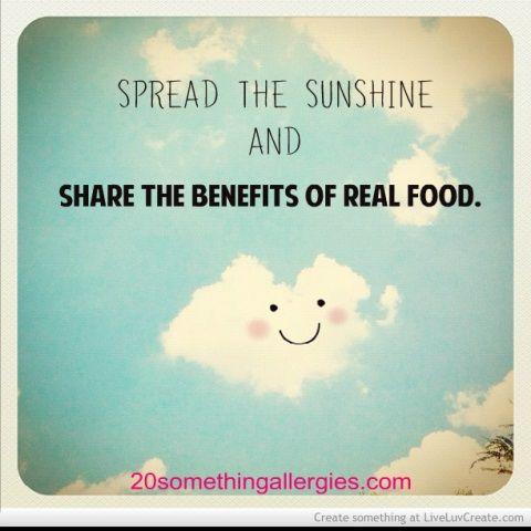 Spread the sunshine <3