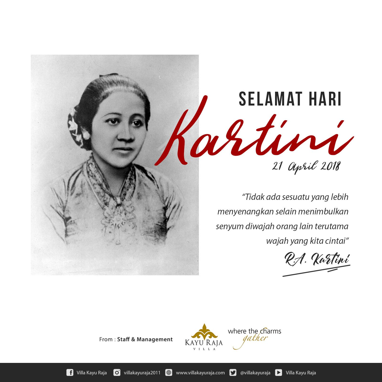 Gambar Pahlawan Nasional Kartini