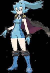 sandra la capopalestra pokemon - Cerca con Google