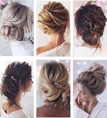 Tonya Pushkareva Wedding Hairstyle Inspiration | Hair ...