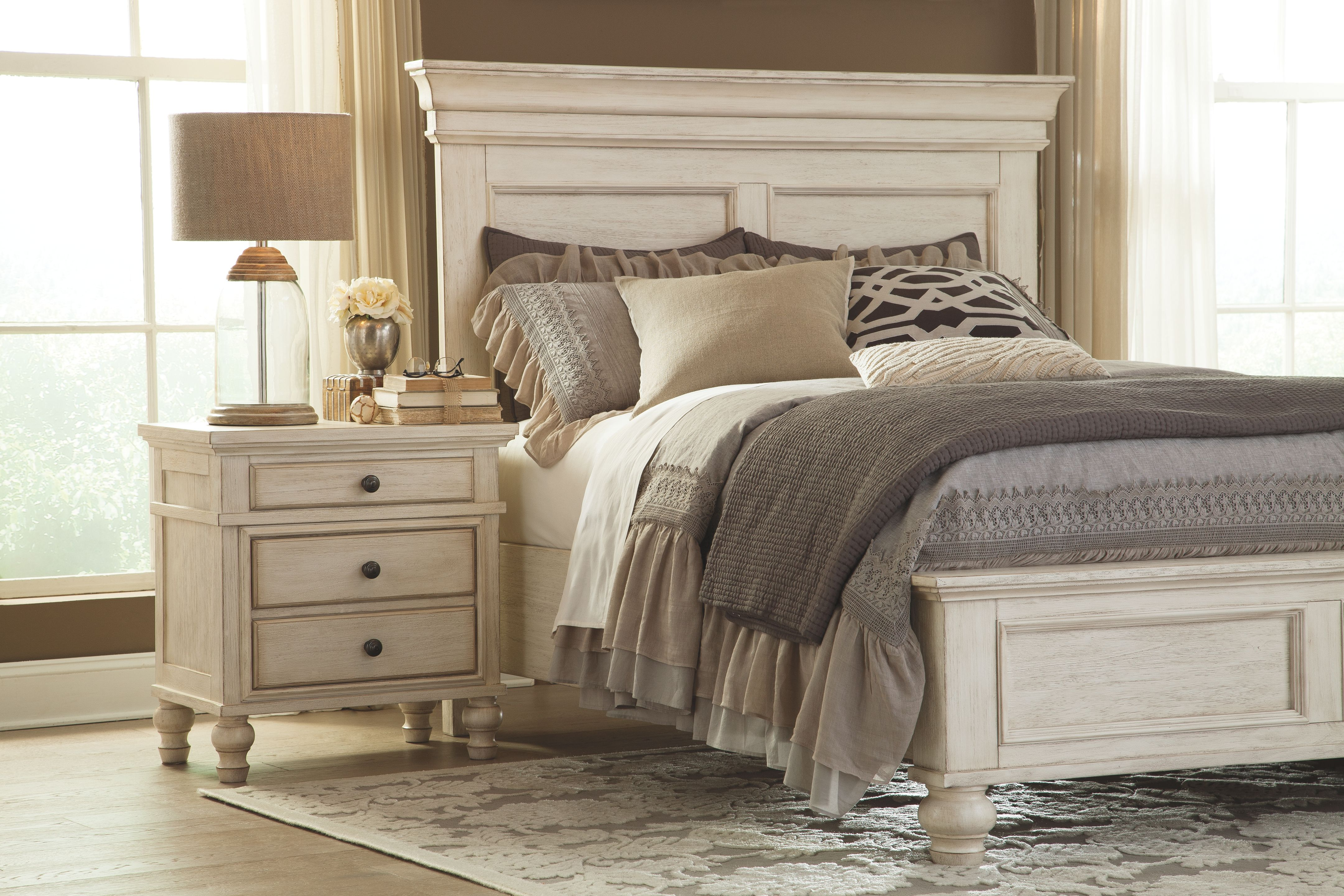 Marsilona Nightstand | Products in 2019 | Cheap bedroom ...