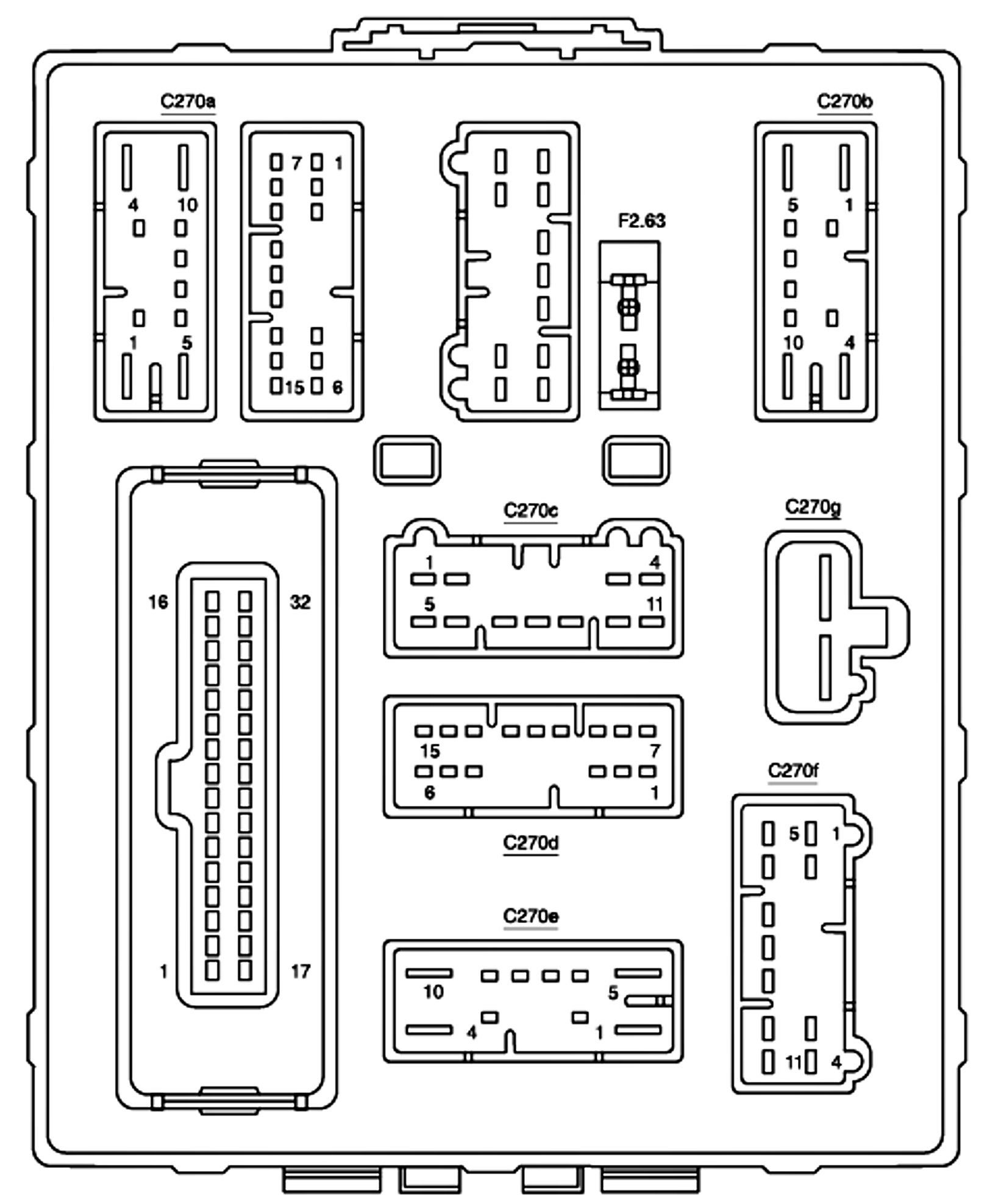 Is There Any Place I Can Get A Fuse Box Layout Diagram So