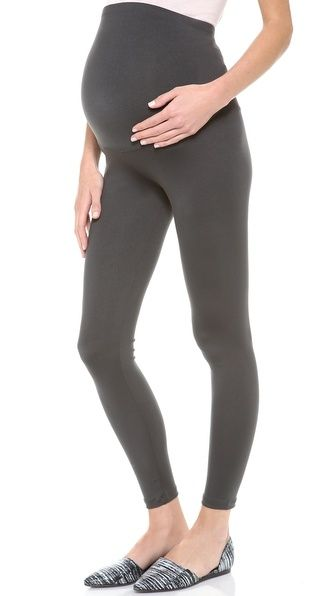 6b4507db5ed4f David Lerner Maternity Leggings | Pregnant Life