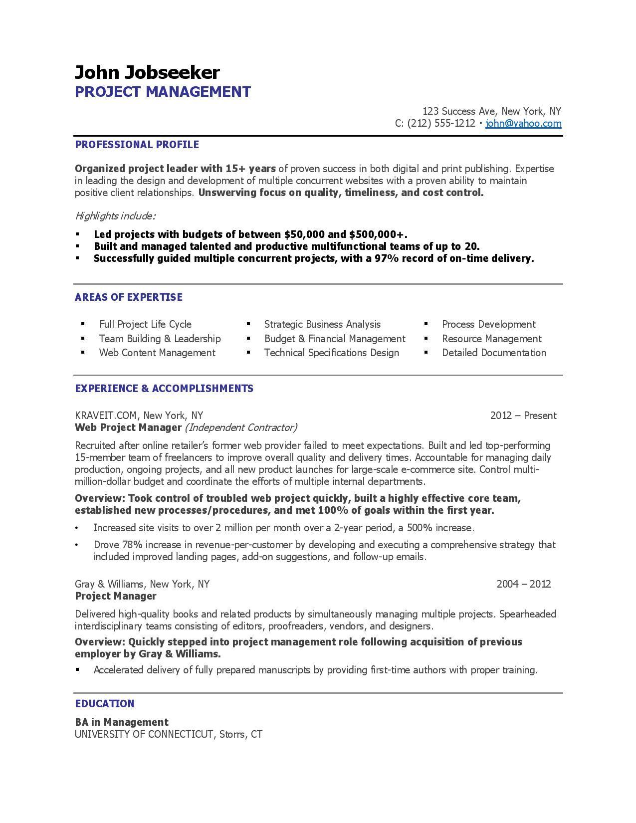 Great Resume Examples Resume Downloads Resume skills