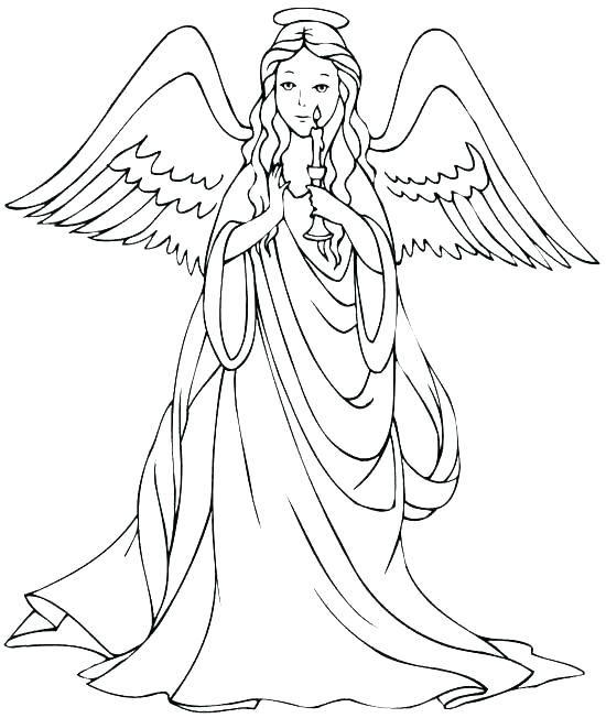 malvorlagen engel engel erscheint malvorlage engel besuche