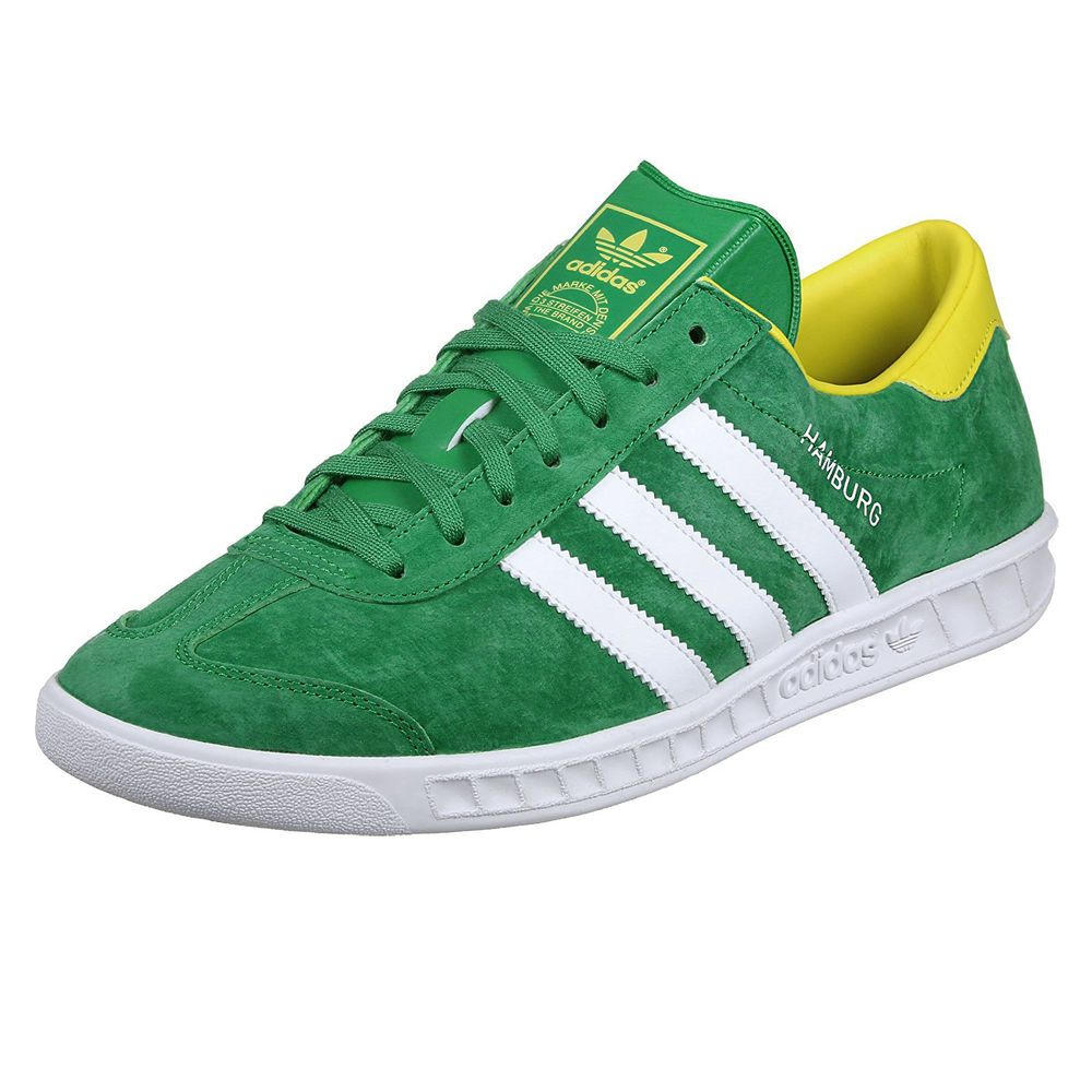 adidas Originals Hamburg Herren schuhe sneaker BB5299