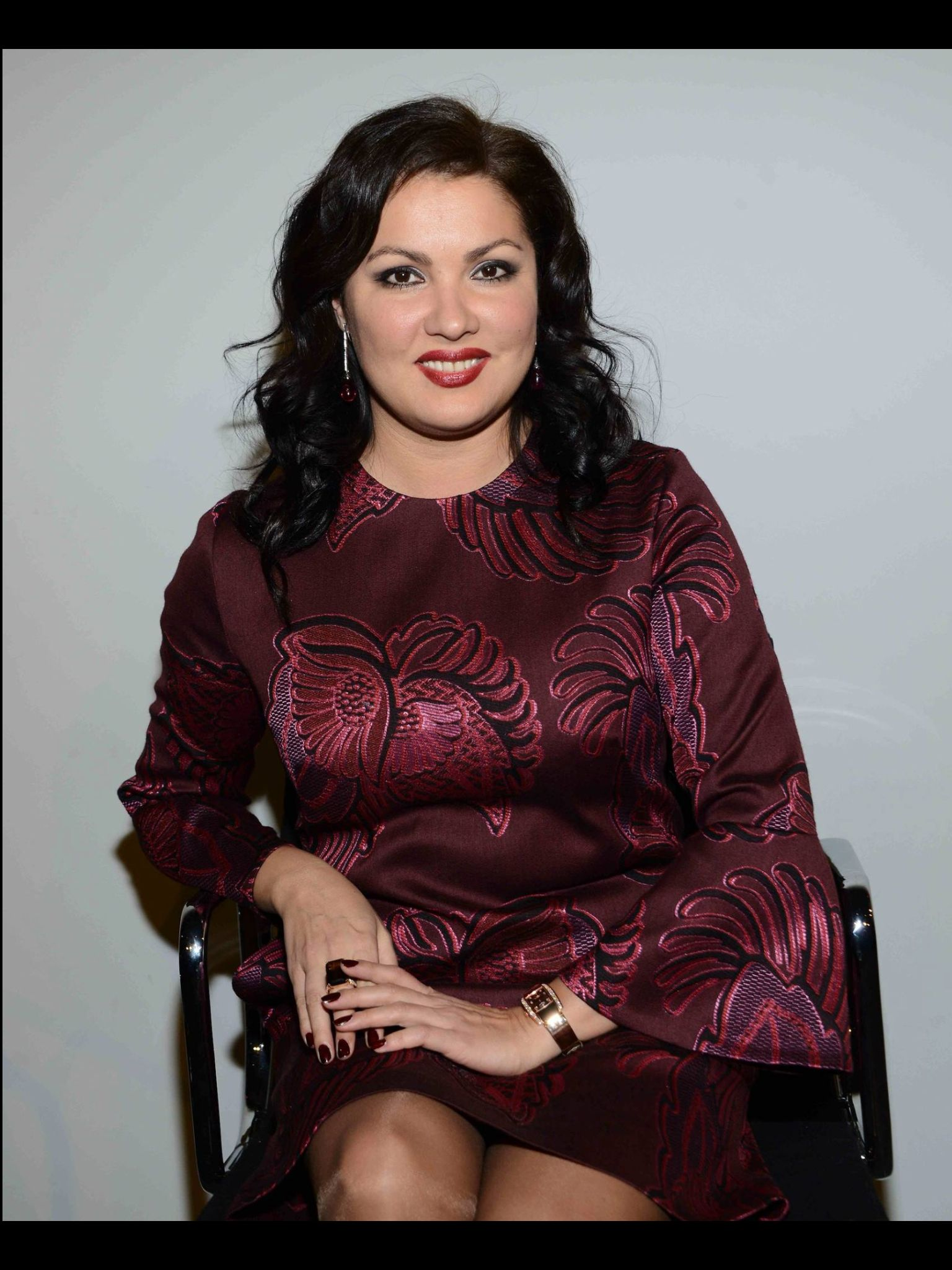 Anna Netrebko La Bellissima Opera Singers Style Icons