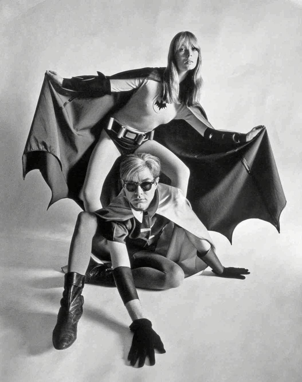 Andy Warhol & Nico 1967