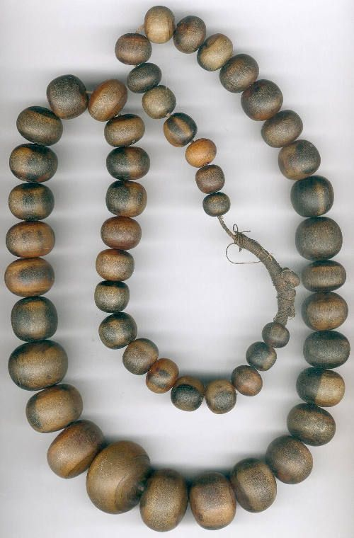 Africa Antique East African Rhino Horn Beads African