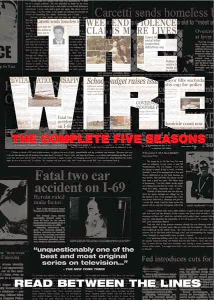 Free Download The Wire Complete Season 1 To 5 Dvdrip X264 The