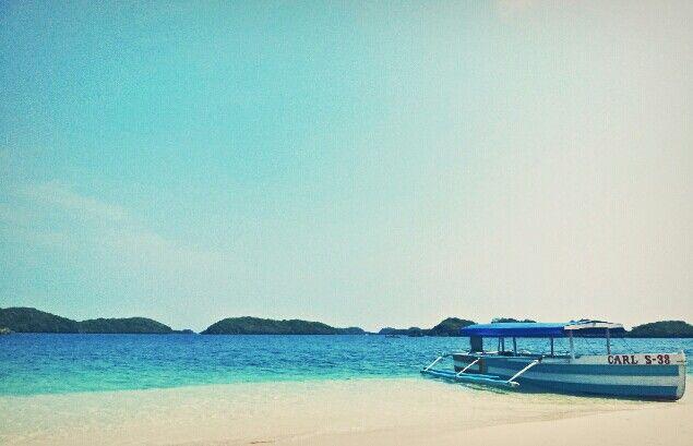 Phillipines Hundred Islands Beach