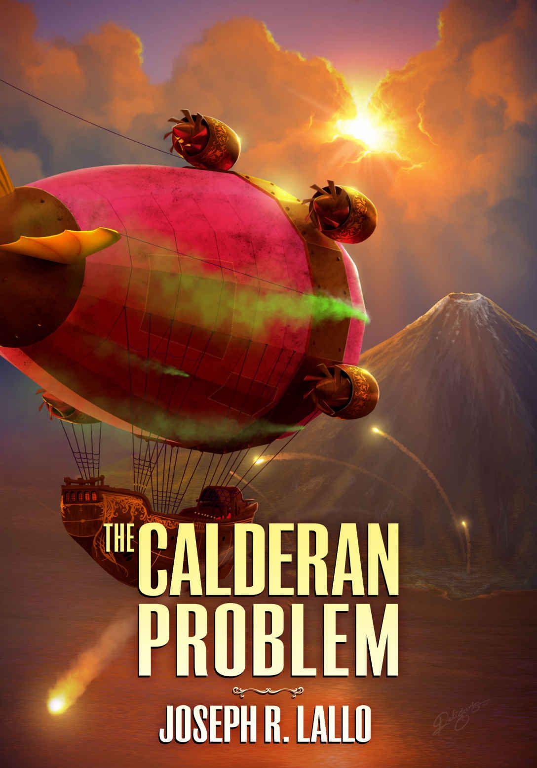 The Calderan Problem — Joseph R. Lallo Books, Book