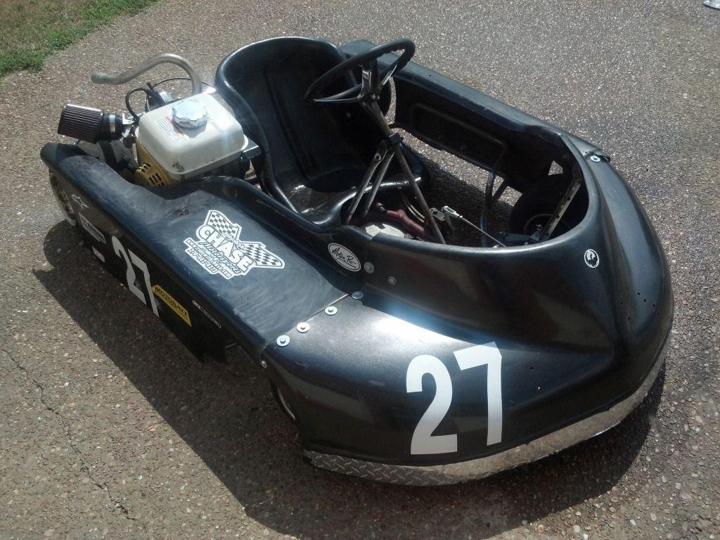 racing go kart cart clone motor 6 5 extra motor - $900 (mt
