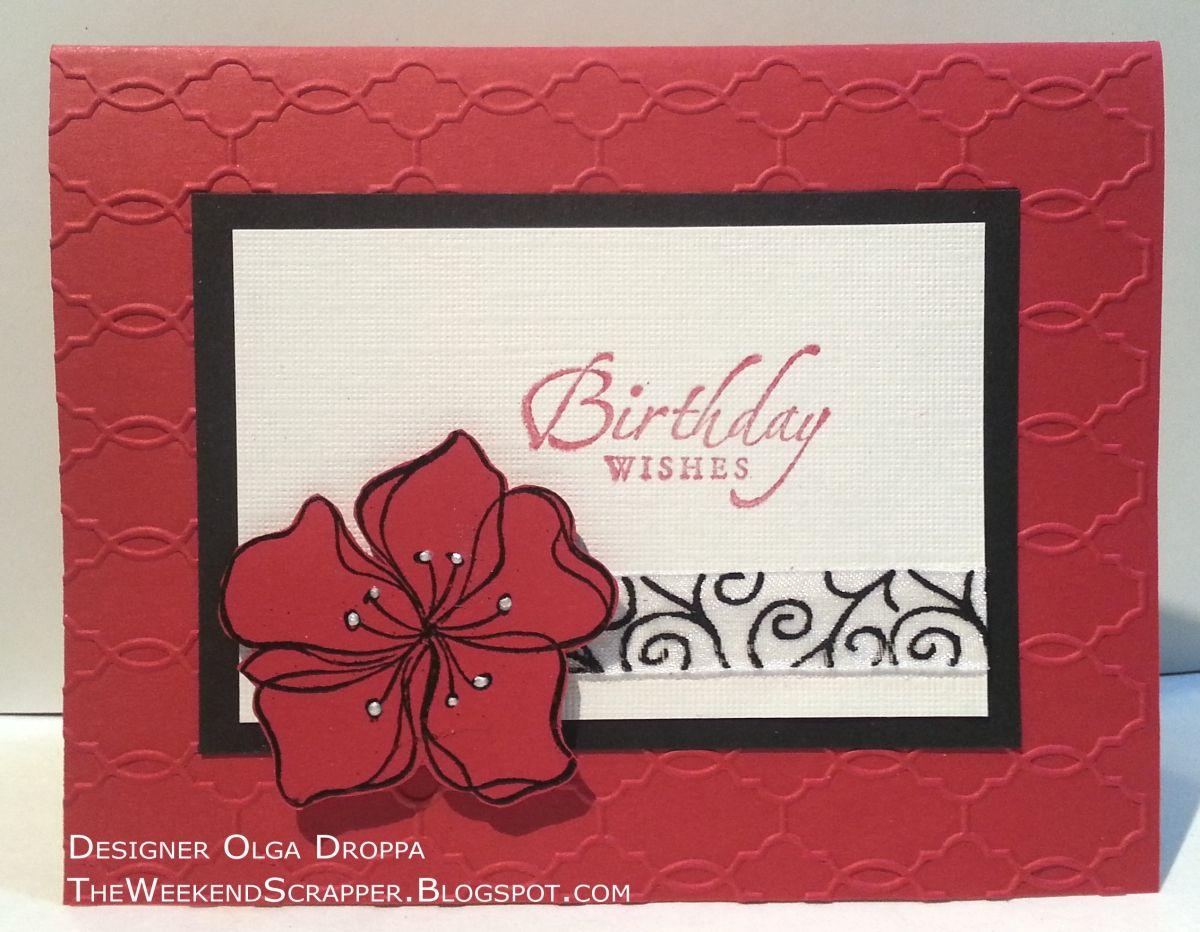Handmade scrapbook ideas for birthday - Scrapbooking Cards Handmade Valentine Card Ideas