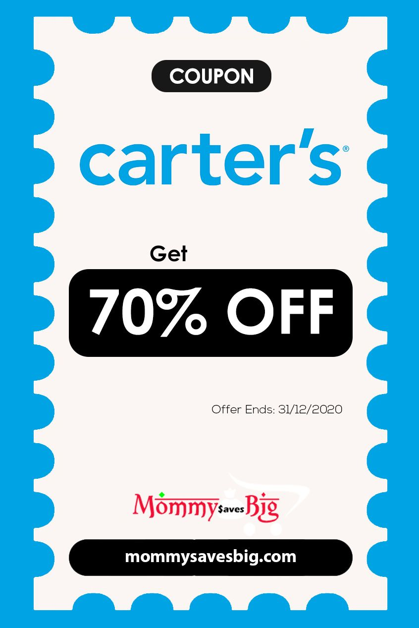 Carter S Get 70 Off In 2020 Money Saving Mom Mom Coupons Grocery Coupons