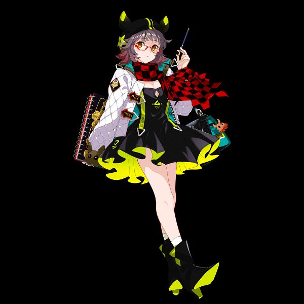 Deepcolor (1024x1024 242 kB.) Anime, Image, Character