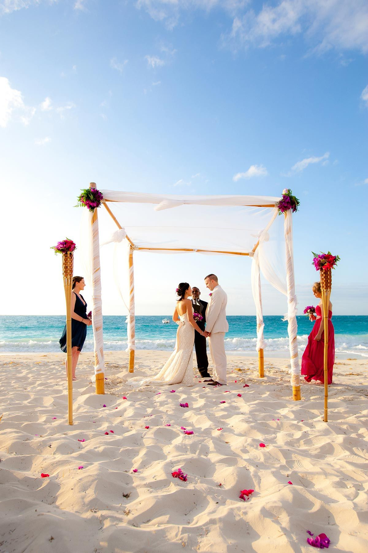 Turks And Caicos Is A Wedding Destination The Pristine Beaches Remote Cays Turquoise Waters Ar Turks And Caicos Wedding Destination Wedding Turks And Caicos