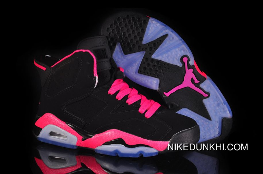 Womens Air Jordan 6 Retro SKU:143945