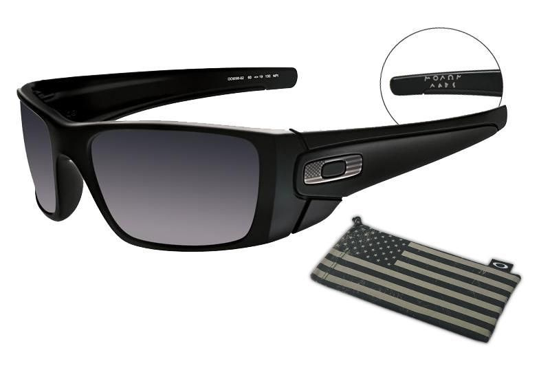 4758a90c99 ... low price us patriot tactical oakley steel flag si fuel cell matte black  with black iridium