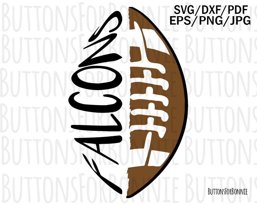 Excited To Share The Latest Addition To My Etsy Shop Falcons Football Svg Falcons Svg Fo Falcons Football School Shirt Designs School Spirit Shirts Designs