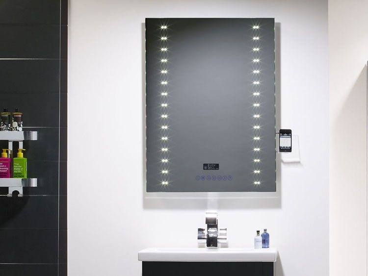 Specchio per bagno dal design moderno n bagni di design