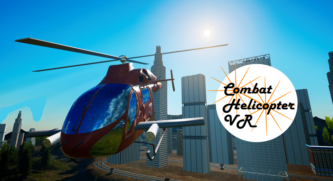 Combat Helicopter VR Surgical Strike Helicopter, Combat