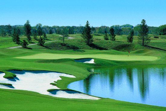 Golf at The Westin Stonebriar