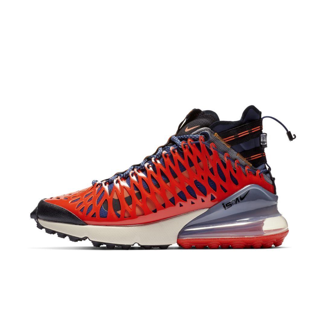 6f1e12f71f800b Nike Air Max 270 ISPA Men s Shoe Size 13 (Blue Void) in 2019 ...