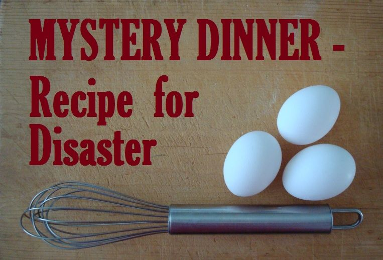 Fun interactive mystery dinner theater!