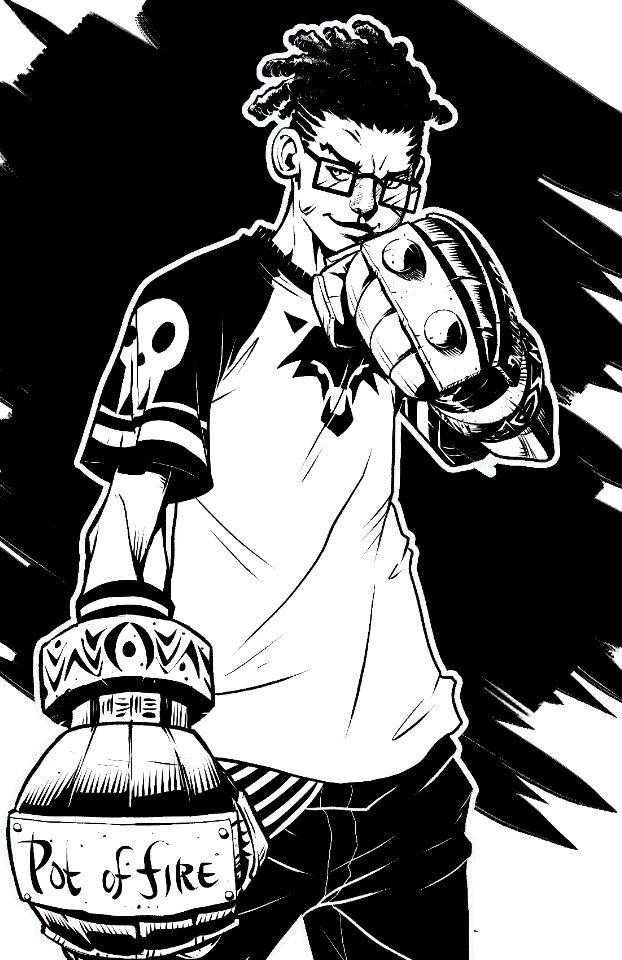 Pin by Deadman on Soul Soul eater, Black anime
