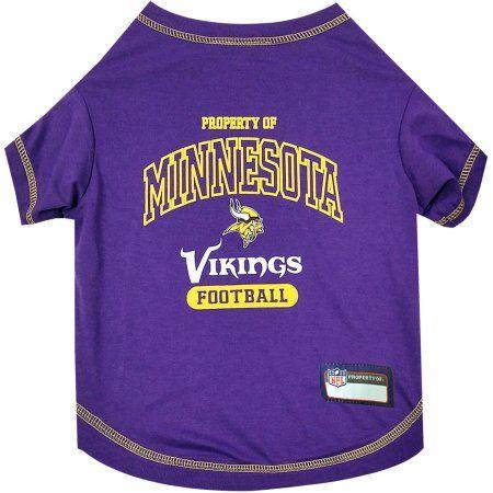 info for fd29d 21650 Pets First NFL Minnesota Vikings Pet T-shirt, Assorted Sizes ...