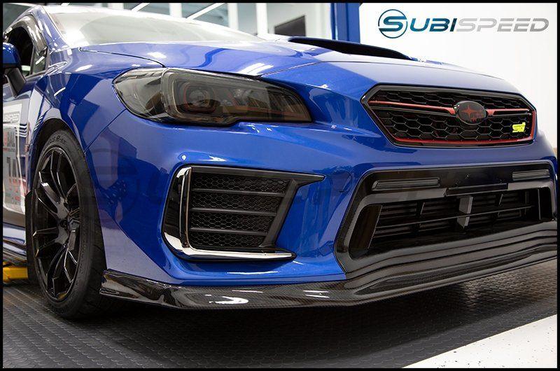 Subaru Sti Type Ra R Fog Light Bezels No Holes 2018 Wrx Sti Wrx Subaru Wrx Sti